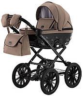 Детская классическая коляска 2 в 1 Adamex Chantal Retro C205, фото 1