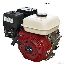 Запчасти на бензиновый двигатель 168f/170f (6-7л.с воздушное охлаждение.)