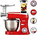 Кухонная машина DMS 3в1 2100w Red, фото 2