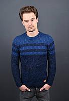 Мужской теплый свитер 7002
