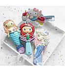 Набор детских аксессуаров заколки и расческа для девочек младшего возраста Хелоу Китти, фото 6