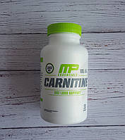Л-карнитин 500мг жиросжигатель, для тренировок Muscle Pharm Carnitine Fat Loss Support, 60капсул