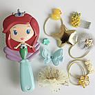 Набір дитячих аксесуарів шпильки і гребінець для дівчаток молодшого віку Фея, фото 2