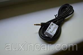 Пежо Peugeot Citroen aux кабель для штат магнитолы 307 408 308 Sega triumph C2 C5 с RD4-СD