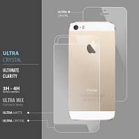 Пленки защитные матовые, глянцевые для Iphone 5/5S/5SE
