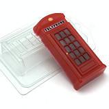 Пластиковая форма Телефонная будка, фото 2