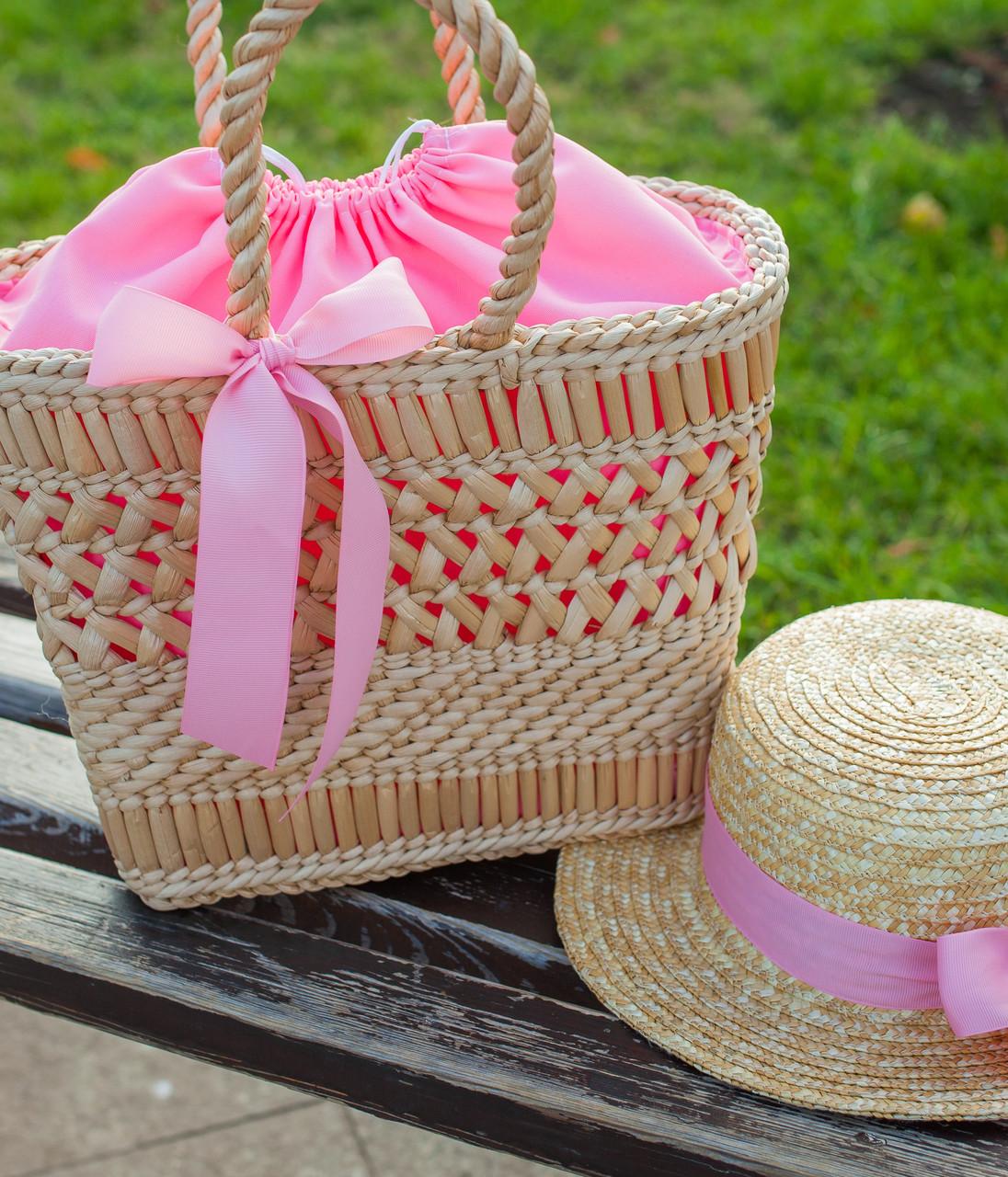 Комплект сумка+шляпа