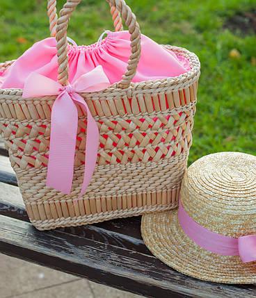 Комплект сумка+шляпа, фото 2