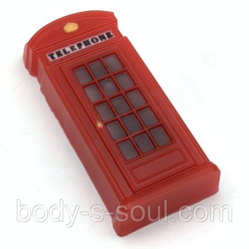 Пластиковая форма Телефонная будка