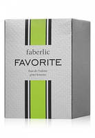 Туалетная вода для мужчин Favorite Faberlic (Фаберлик) 100 мл
