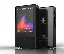 HiFi Плеер Hidizs AP60II на AKM4452 Bluetooth Apt-x DSD 192 кГц