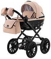 Детская классическая коляска 2 в 1 Adamex Chantal Retro C222