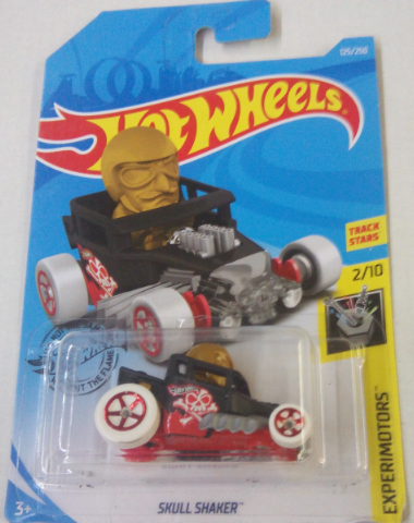 Машинка Hot Wheels 2019 Skull Shaker