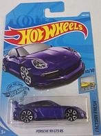 Машинка Hot Wheels 2019 Porsche 911 GT3 RS