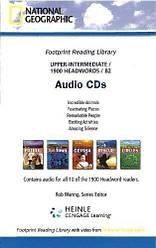 Footprint Reading Library 1900 B2 Audio CDs