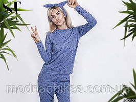 Домашний костюм пижама+повязка