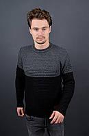 Мужской теплый свитер 7009 размер M