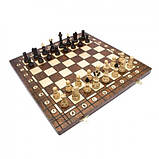 Шахматы Юниор  400*400 мм Гранд Презент СН 171, фото 3