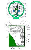 Указатель циферблатный квадрантный круговой типа УЦК