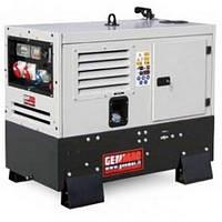 Трехфазный дизельный генератор Genmac Urban G9LSM Basic 1500rpm (9 кВа)
