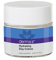 Увлажняющий дневной крем с гиалуроновой кислотой Derma E