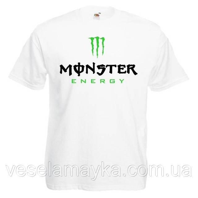 "Футболка ""Monster energy 3"""