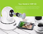 Поворотная Wi-Fi ip-камера SANNCE 720 Оригинал 100%, фото 9