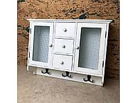 Шкаф Подвесной Двойной (сетка) ЛОФТ