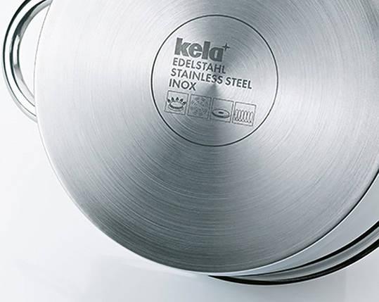 Кастрюля с крышкой KELA Cailin, 24 см, 6,0 л (10960), фото 2