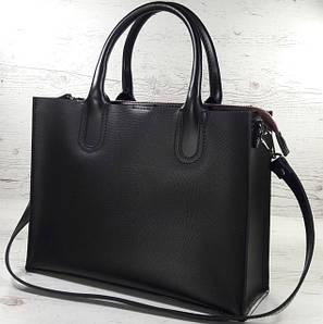 Размер А4 и больше. Женские сумки из натуральной кожи, размером вмещающие документы формата А4