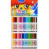 Фломастери 48 кольорів Super Washable, Marco