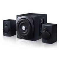 Акустическая система 2.1 F & D A-510 Black (Cабвуфер: 18 W, сателлиты: 2x13,5 W, 50-20000 Hz, подключение: RCA