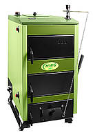 Твердотопливный котел SAS NWG 23 kW