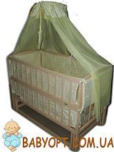 Детские кроватки - маятники
