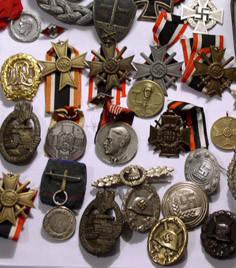 Медали, значки, жетоны