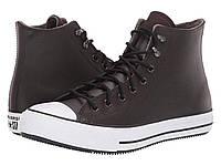 Кроссовки/Кеды Converse Chuck Taylor All Star Winter Leather Boot - Hi Velvet Brown/White/Black