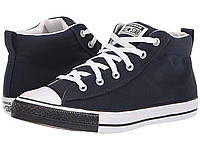 Кроссовки/Кеды Converse Chuck Taylor All Star Street - Mid Dark Obsidian/White/Black