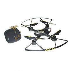 Квадрокоптер на радиоуправлении MHZ DH 861-Q7 Black 008220, КОД: 949957