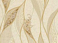 Обои Виниловые на бумажной основе 05м Славянские обои М36605 Колизей 0,53м X 10,05м Желтый 2000000487670