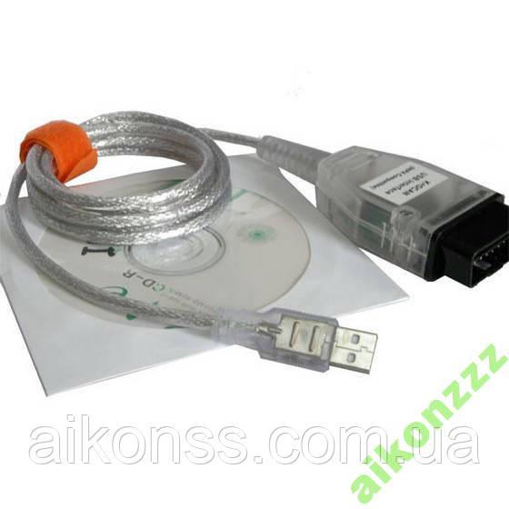 Адаптер діагностика BMW INPA K + DCAN USB