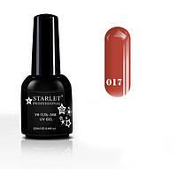 Гель-лак Starlet Professional №017 (10 мл)