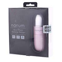 Портативный ультразвуковой увлажнитель Nanum с функцией массажа для лица 3.7В 400 мА