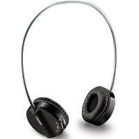 Беспроводные наушники RAPOO Wireless Stereo Headset blue (H3050) (2,4 ГГц, радиус работы до 10м, Наушники: кла
