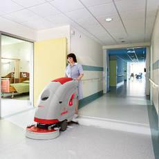 Оборудование и средства для клининга