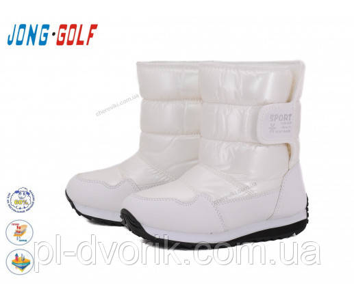 Артикул: Jong-Golf-CM90018-7 Цвет: Белый  Материал верха: Плащевка Материал подкладки: Натуральн