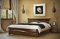 """Кровать двуспальная """"Волна""""160*200 Орех"""