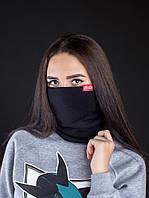 Хомут PUNCH - Snug, Black