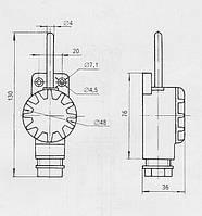Термопреобразователь сопротивления ТСМ-1290