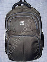 Рюкзак Naerdvo 291220 серый спортивный школьный с отделением для ноутбука