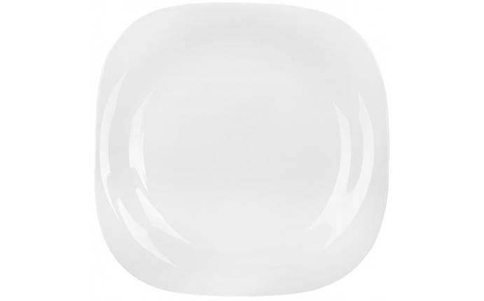 Десертна тарілка Carine White 19 см Luminarc L4454, фото 2